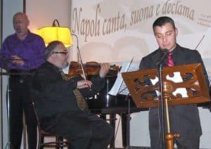 Napoli canta, suona e declama